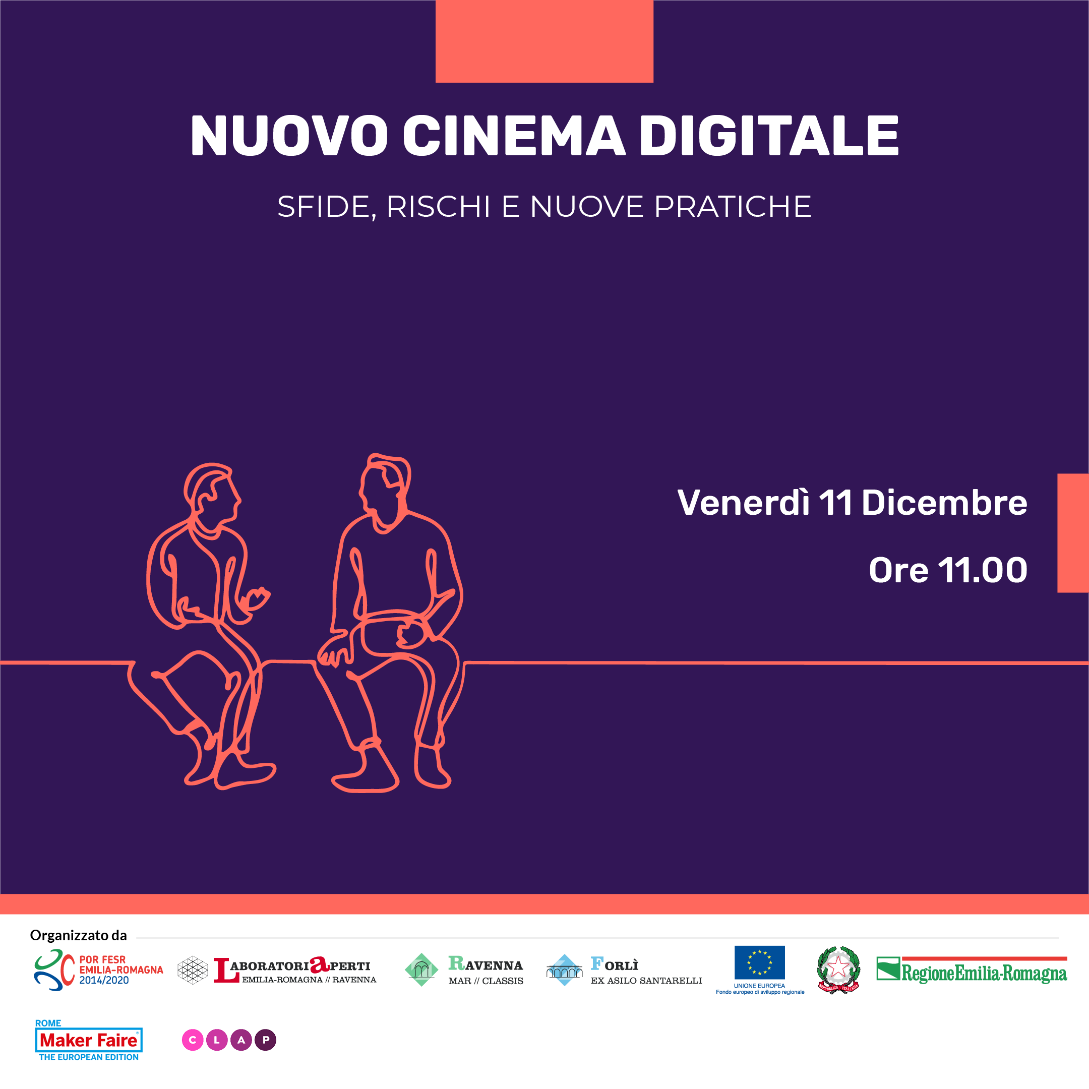New digital cinema: challenges, risks and new practices