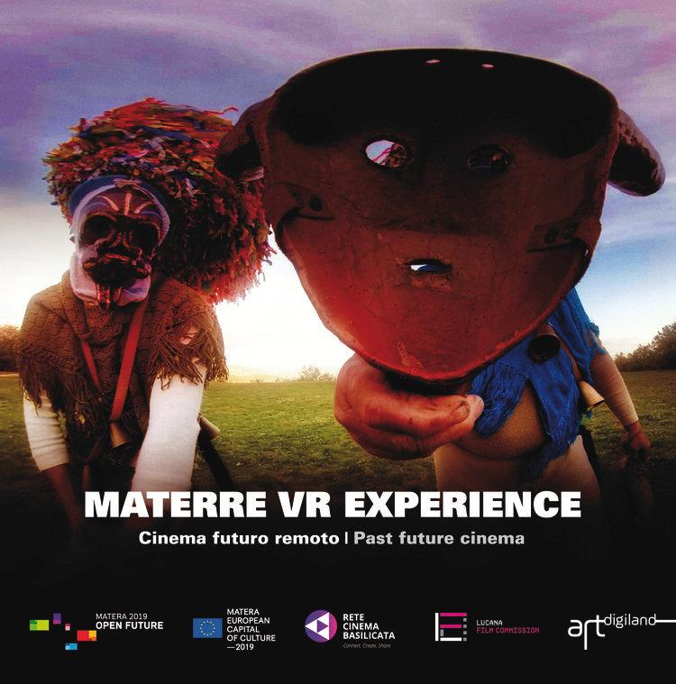 MaTerre VR Experience, Past future cinema