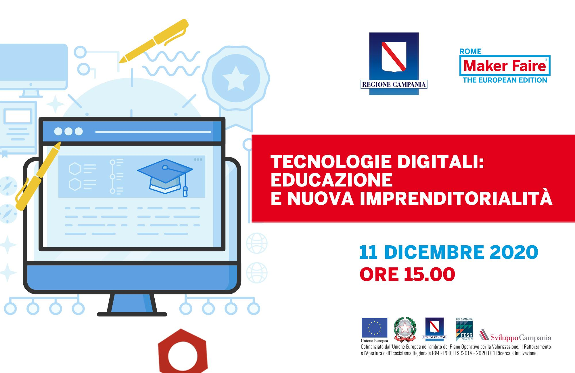 Digital Technologies: Education and New Entrepreneurship