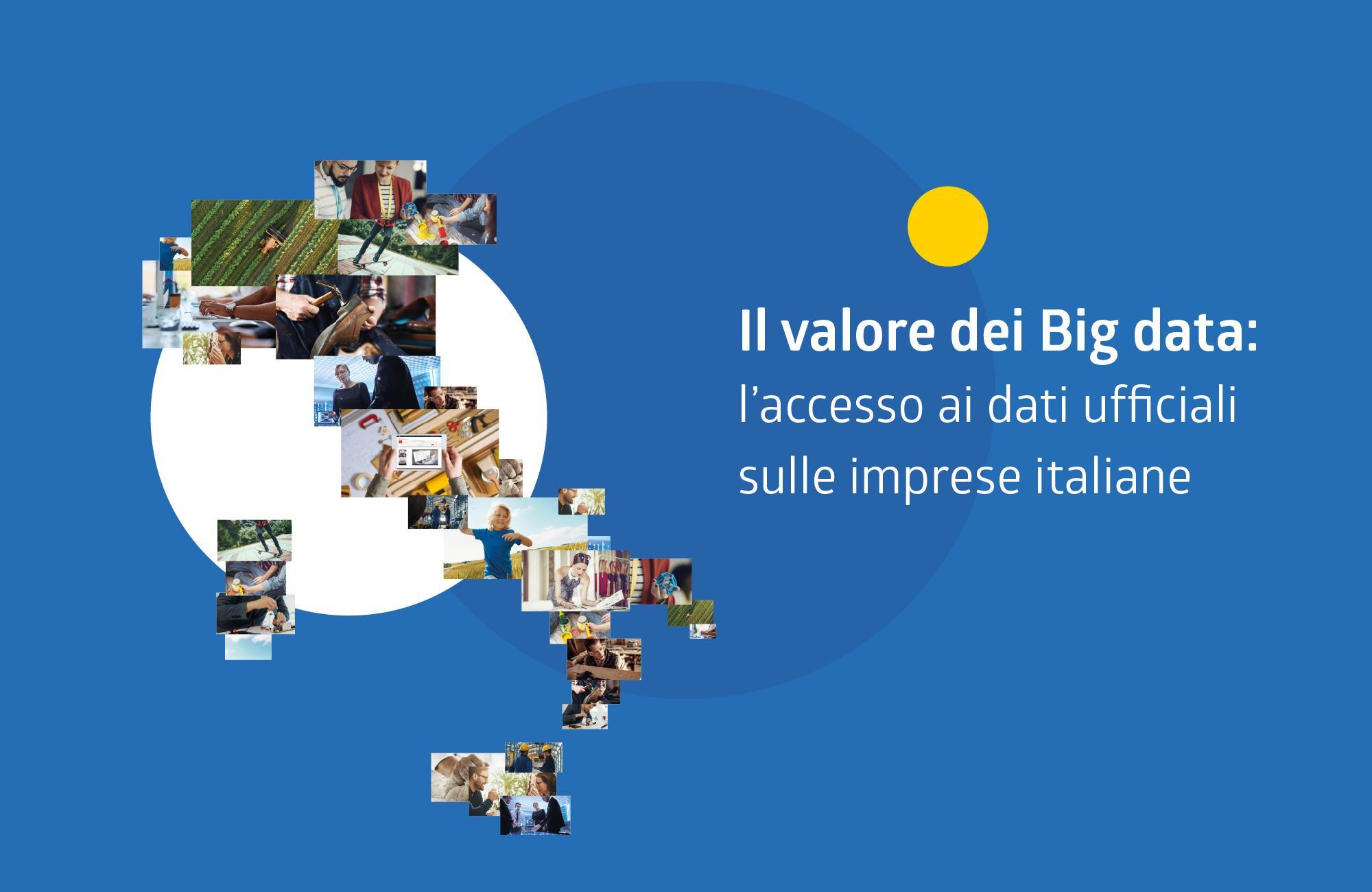 Il valore dei Big data: l'accesso ai dati ufficiali sulle imprese italiane