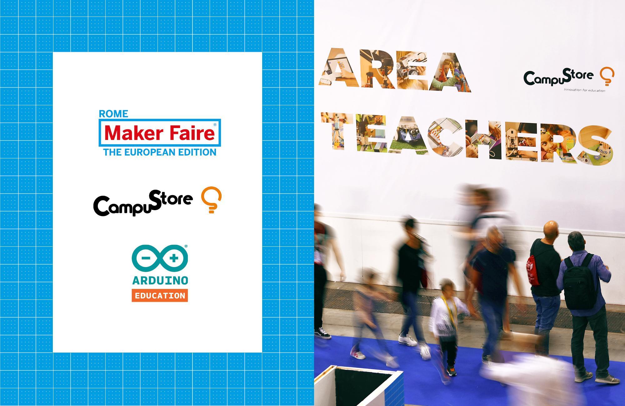Massimo Banzi: Arduino Education Learning Evolution - il co-fondatore di Arduino racconta le nuove sfide che ritiene cruciali ora per il mondo della scuola