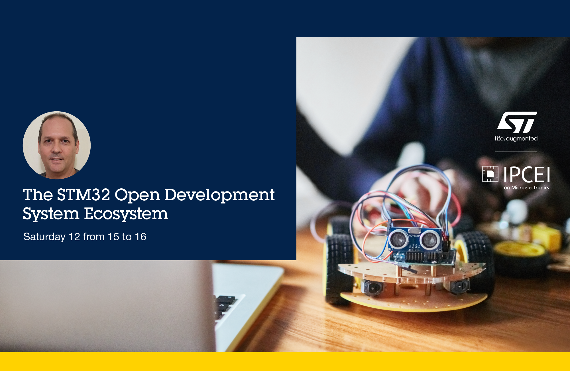 The STM32 Open Development Ecosystem