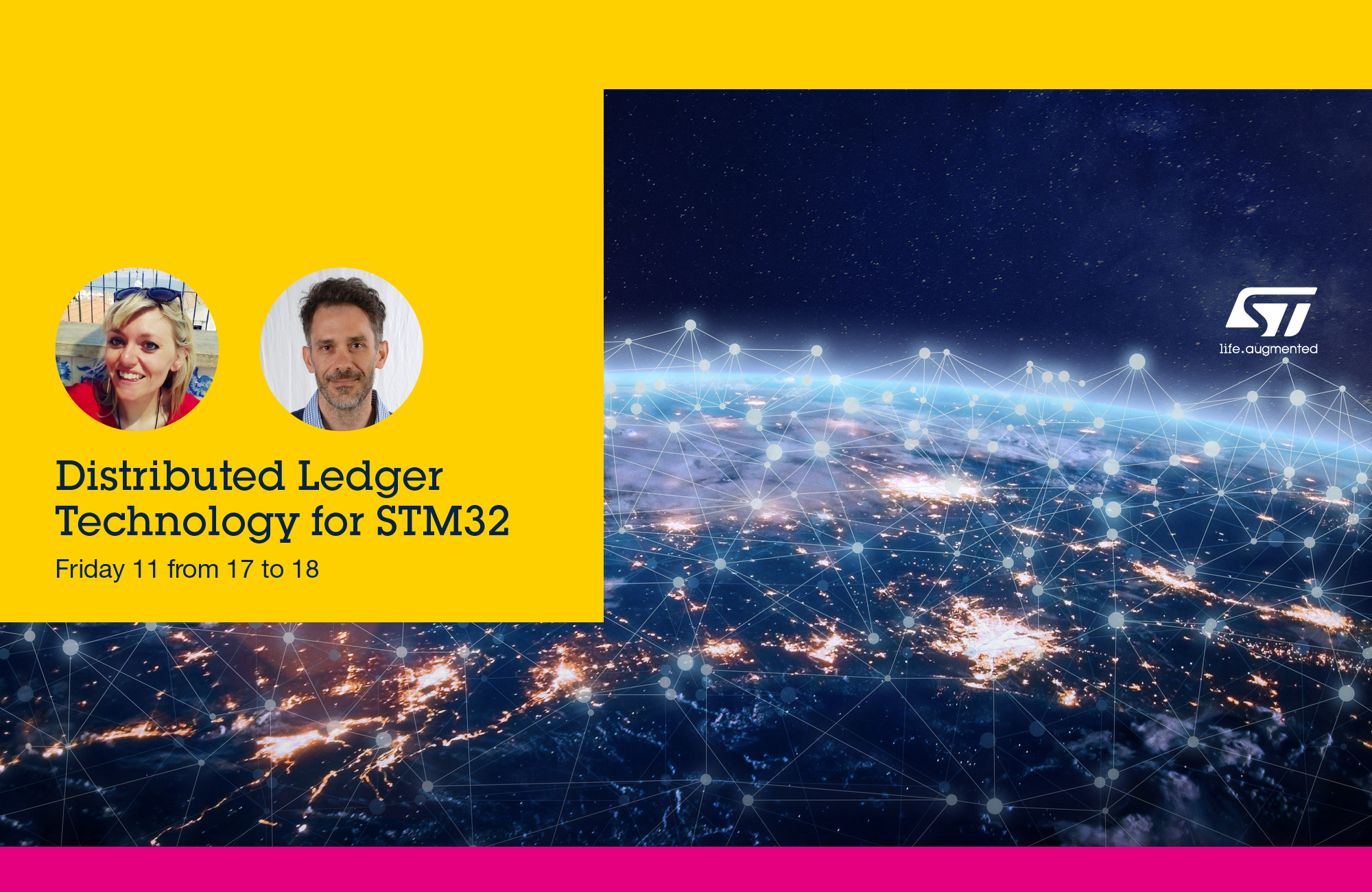 Distributed Ledger Technology for STM32