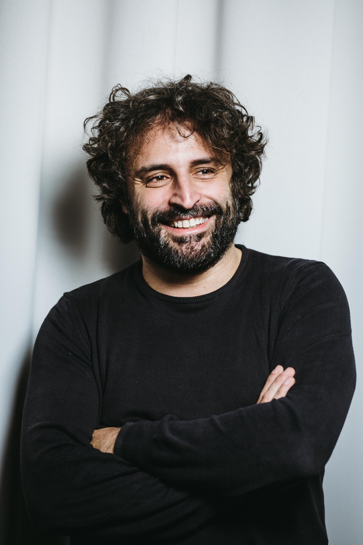<p>Mauro Del Santo</p>