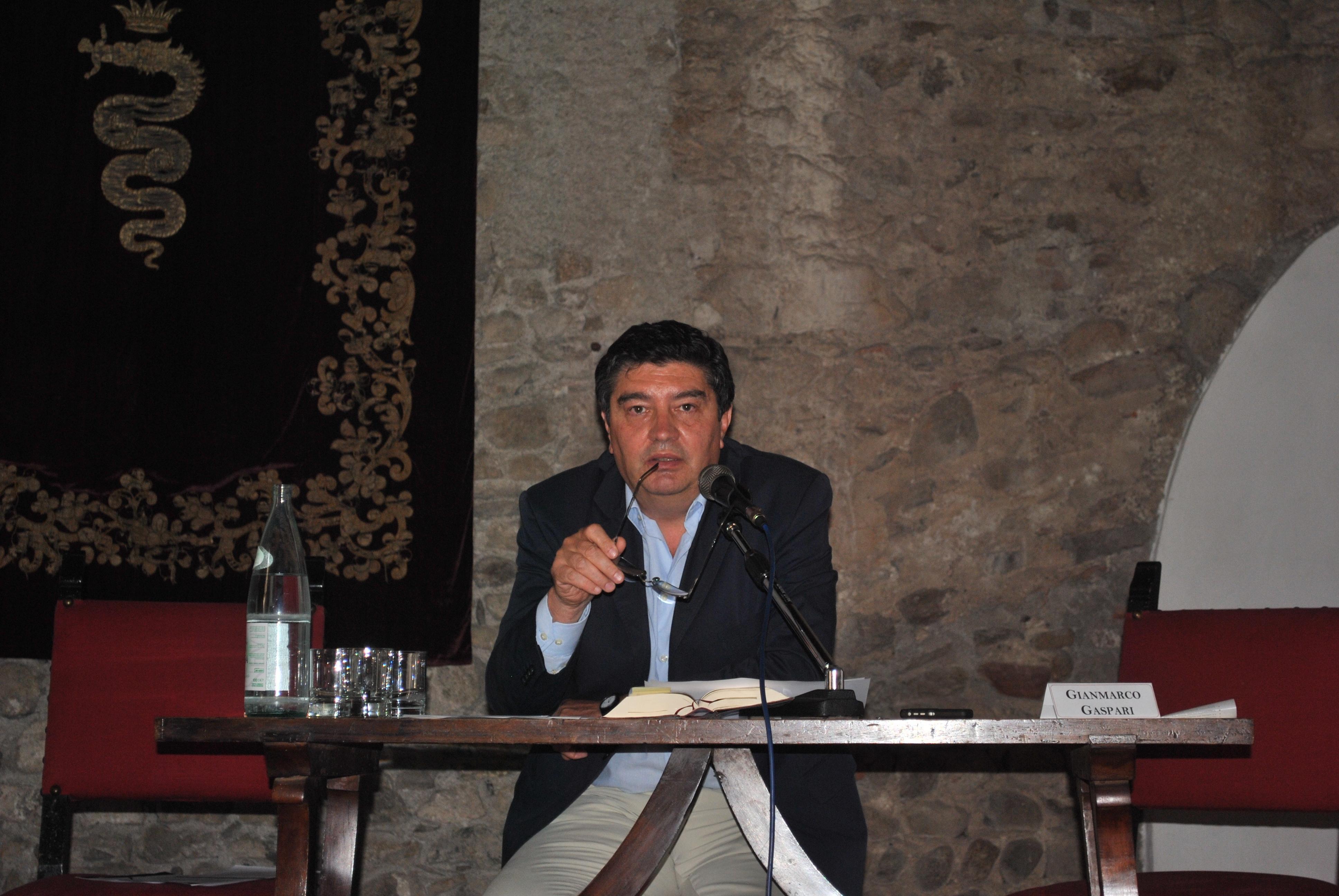 <p>Gianmarco Gaspari</p>