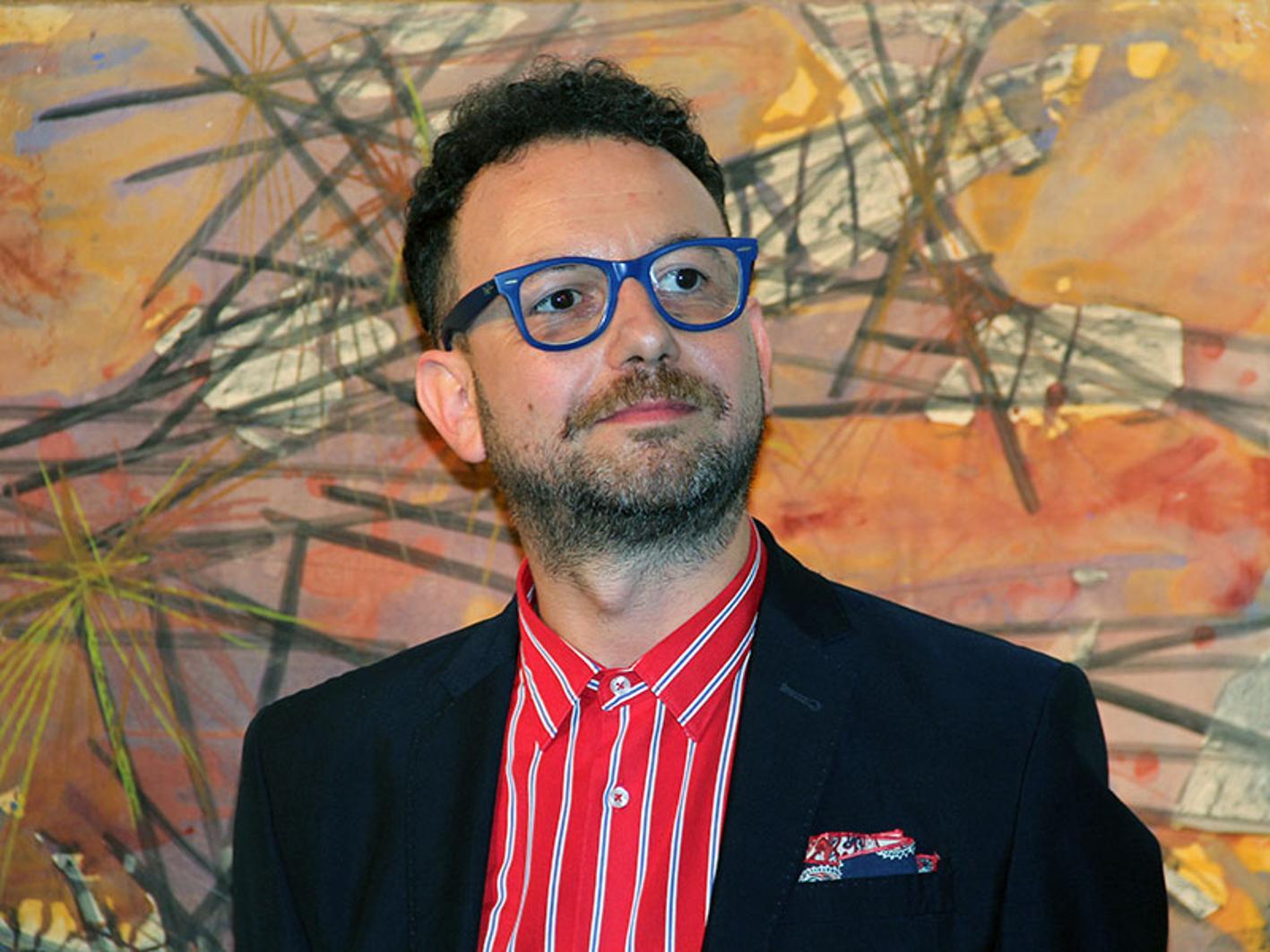 <p>Davide Sarchioni</p>