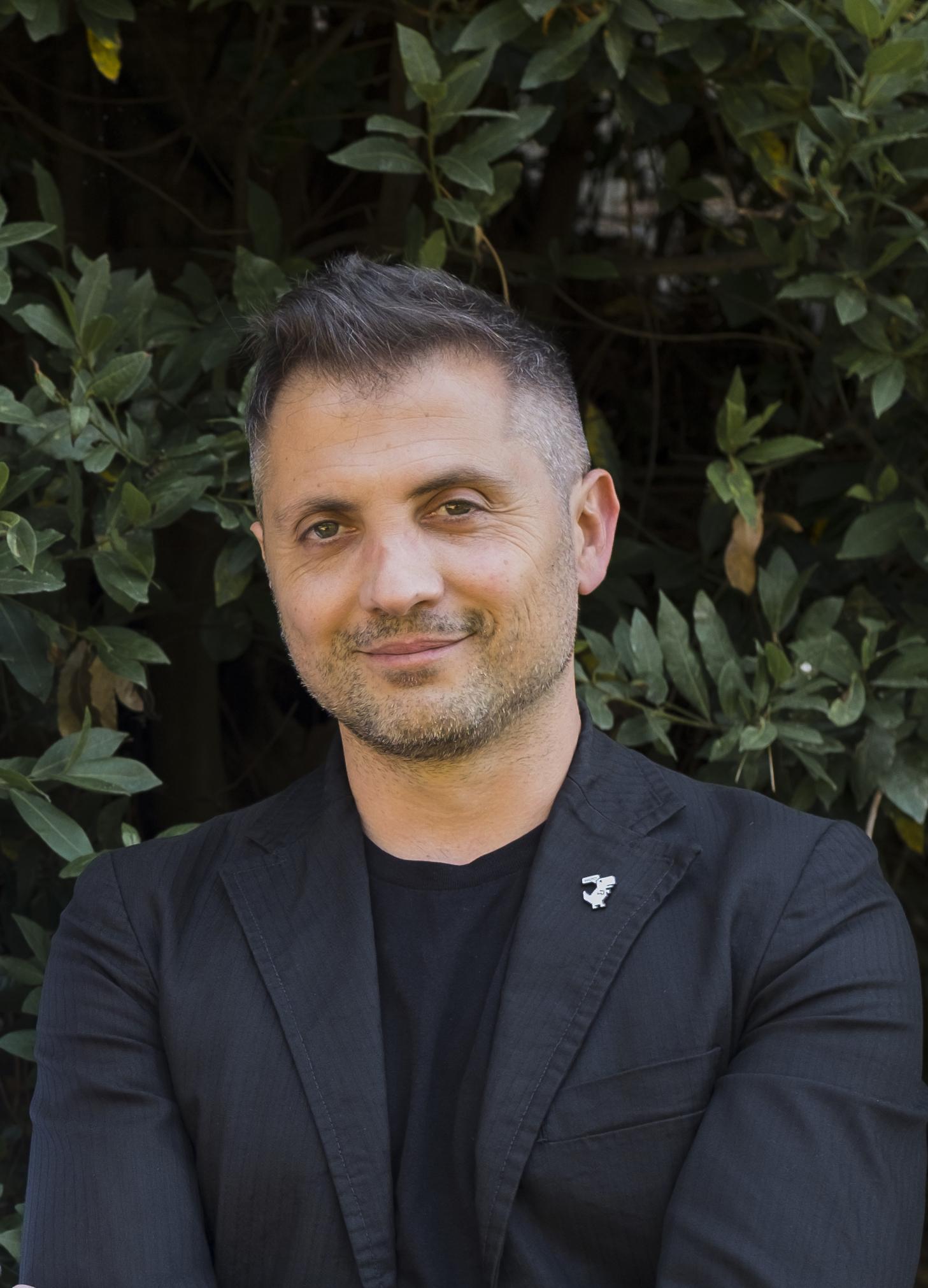 <p>Marco Santomauro</p>