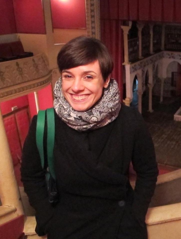 <p>Claudia Capelli</p>