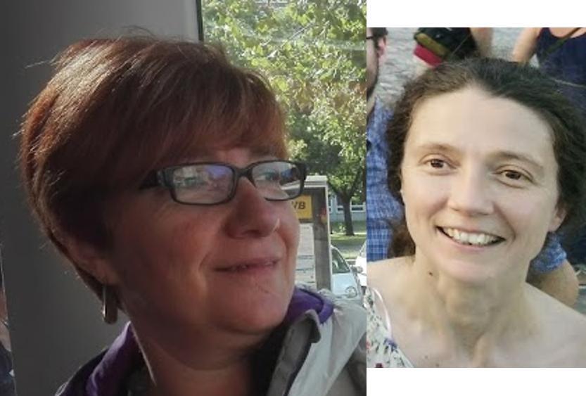 <p>Francesca Romana Bertani e Annamaria Gerardino</p>