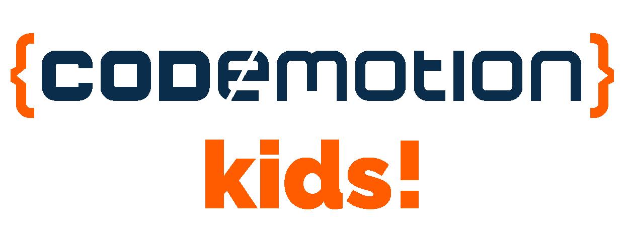 <p>Codemotion Kids!</p>