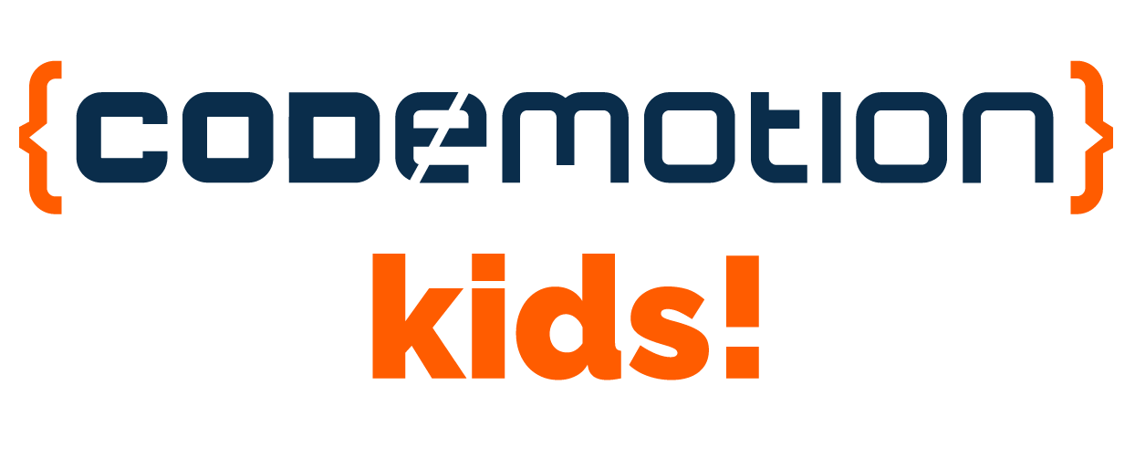 <p>Codemotion Kids!</p>