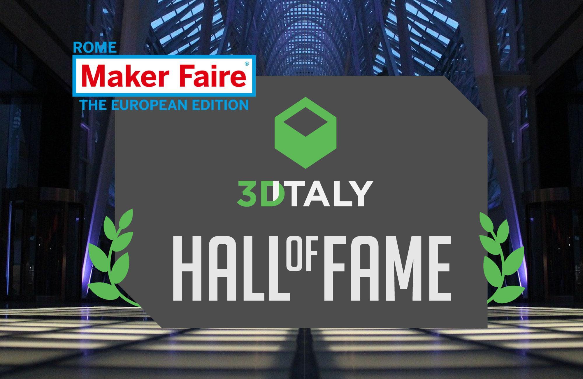3DiTALY  Hall of Fame