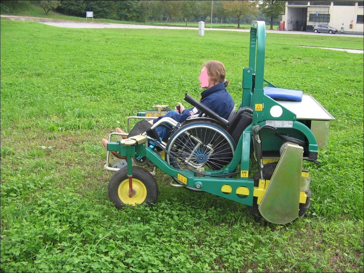 Agricoltura sociale: mobilità rurale sostenibile e disabilità; il progetto MOBI.RU.D.