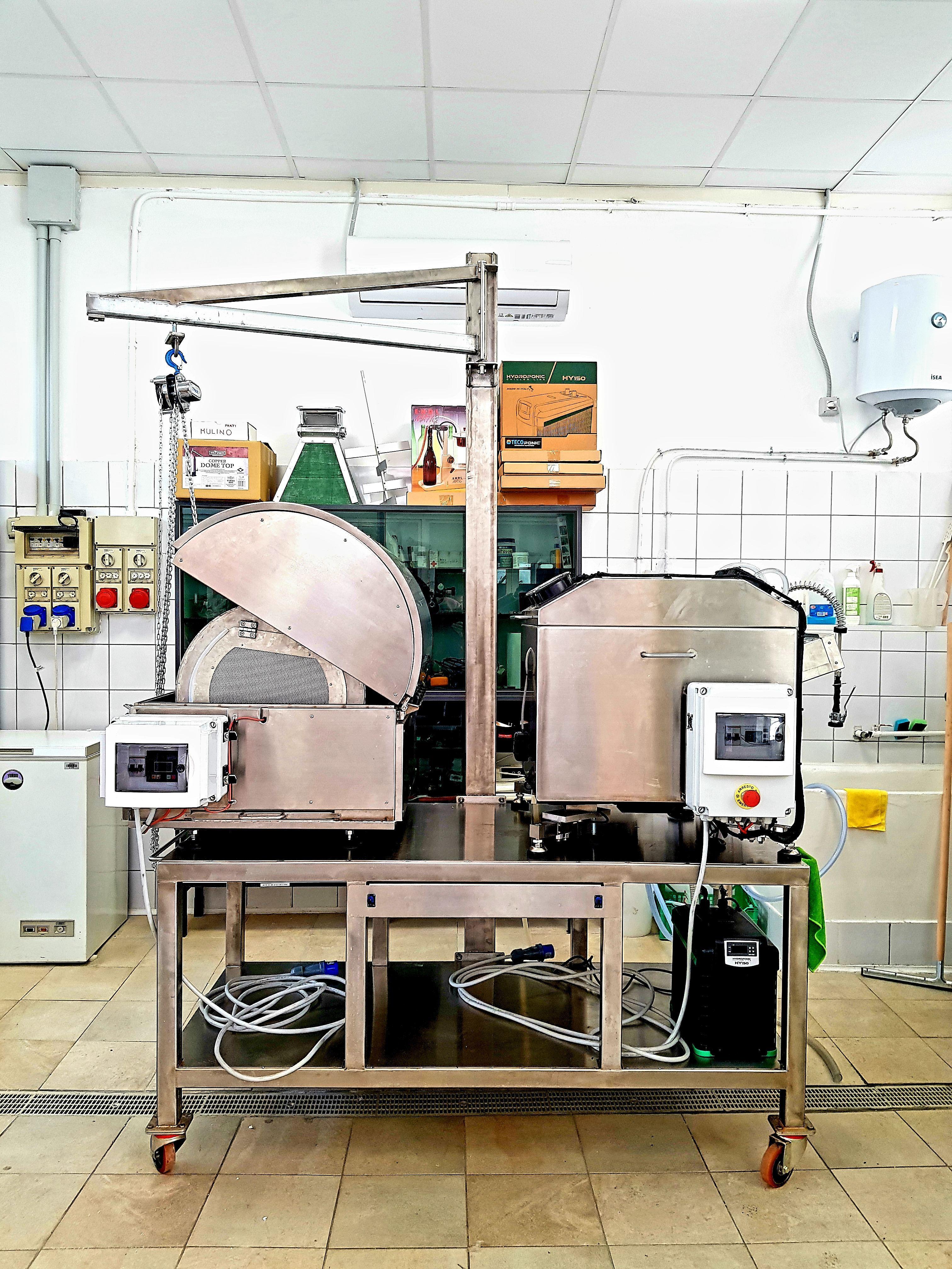 Impianti pilota per la maltazione, la produzione di birra ed applicazioni digitali nella filiera brassicola e cerealicola