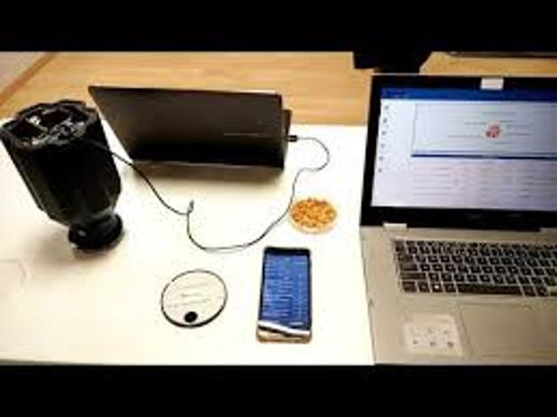 PhasmaFOOD: un dispositivo portatile per monitorare la qualità del cibo