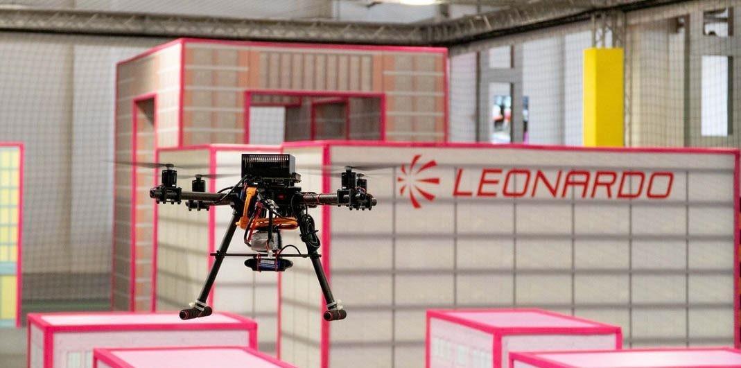 Leonardo: A New Drone Navigation and Collaboration Paradigm