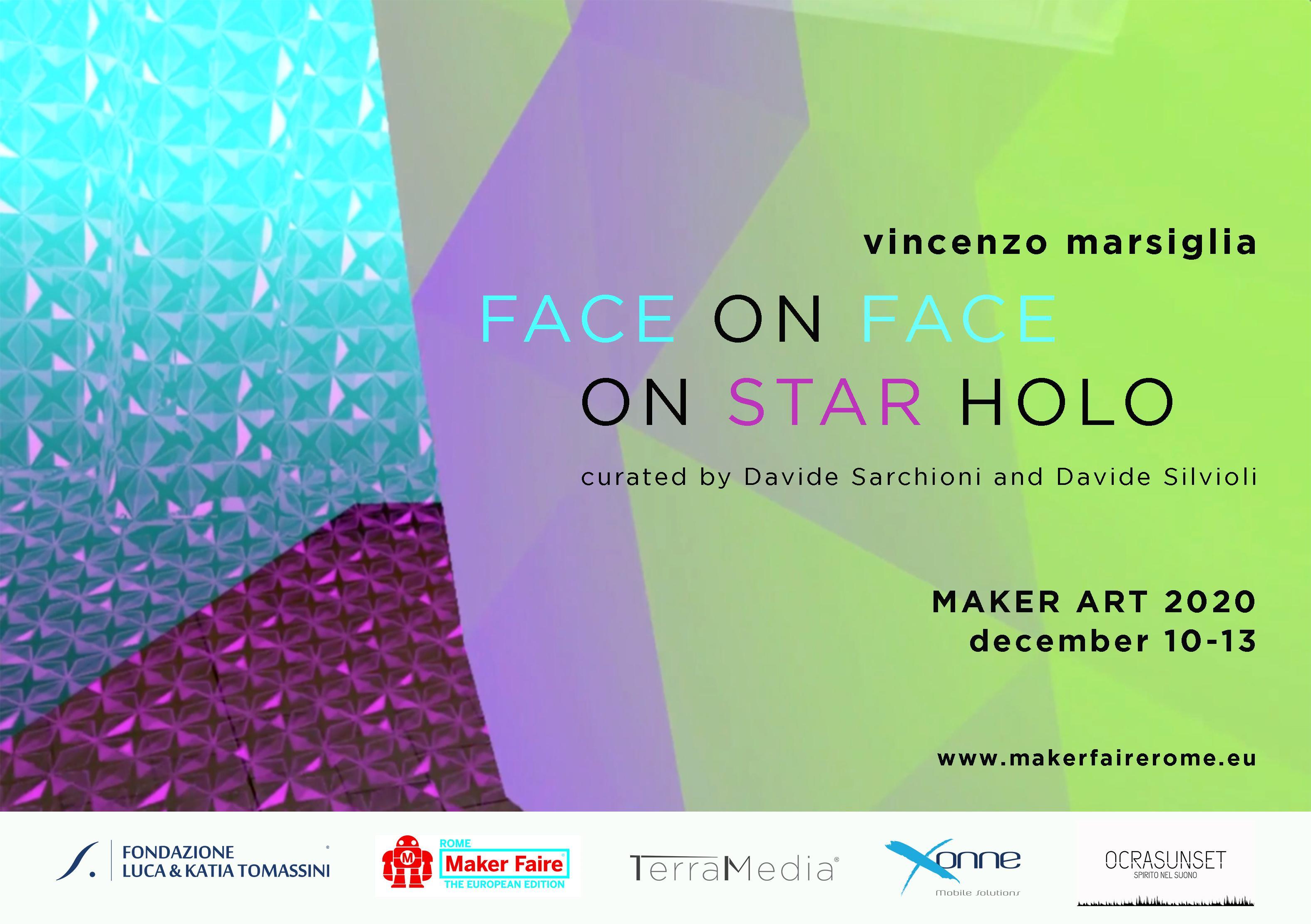 Vincenzo Marsiglia - FACE ON FACE ON STAR HOLO