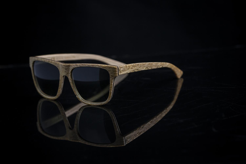 Ferilli Eyewear: Occhiali realizzati con fibra di fico d'india