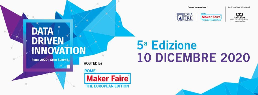 Data Driven Innovation Open Summit 2020