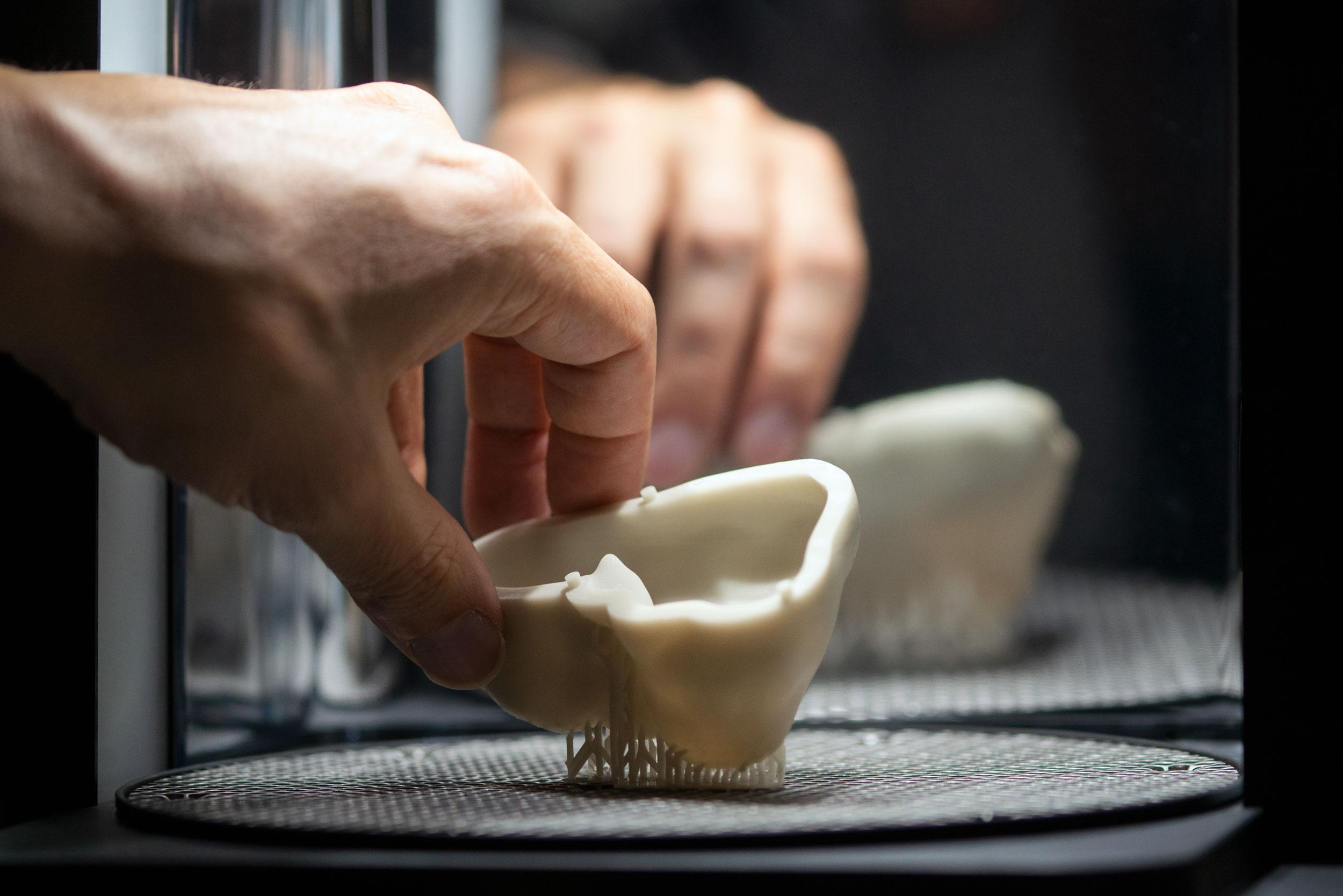 SOMA-3D: Soft multi-material 3D printing for advanced surgical training