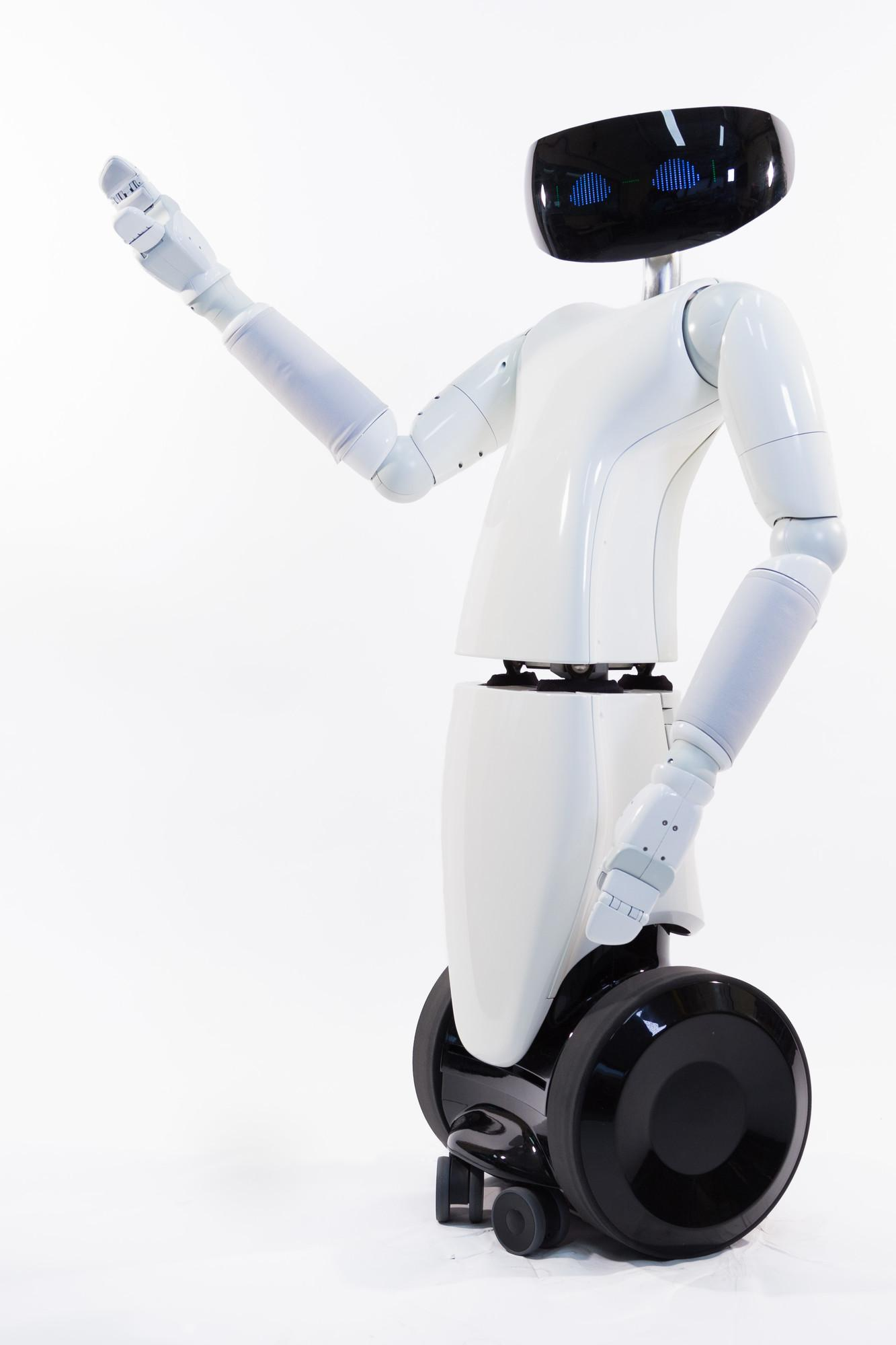 """R1 """"Your Personal Humanoid"""""""