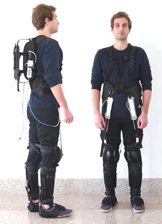 XoSoft: Soft modular biomimetic exoskeleton
