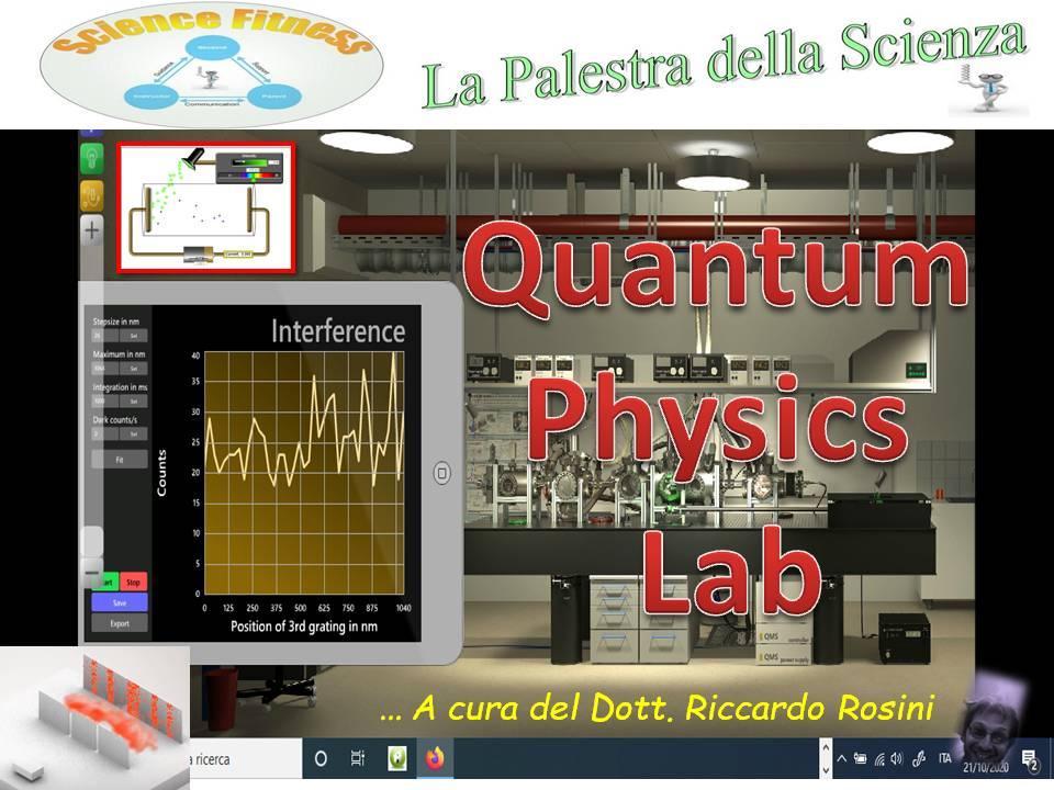 Quantum physics Lab