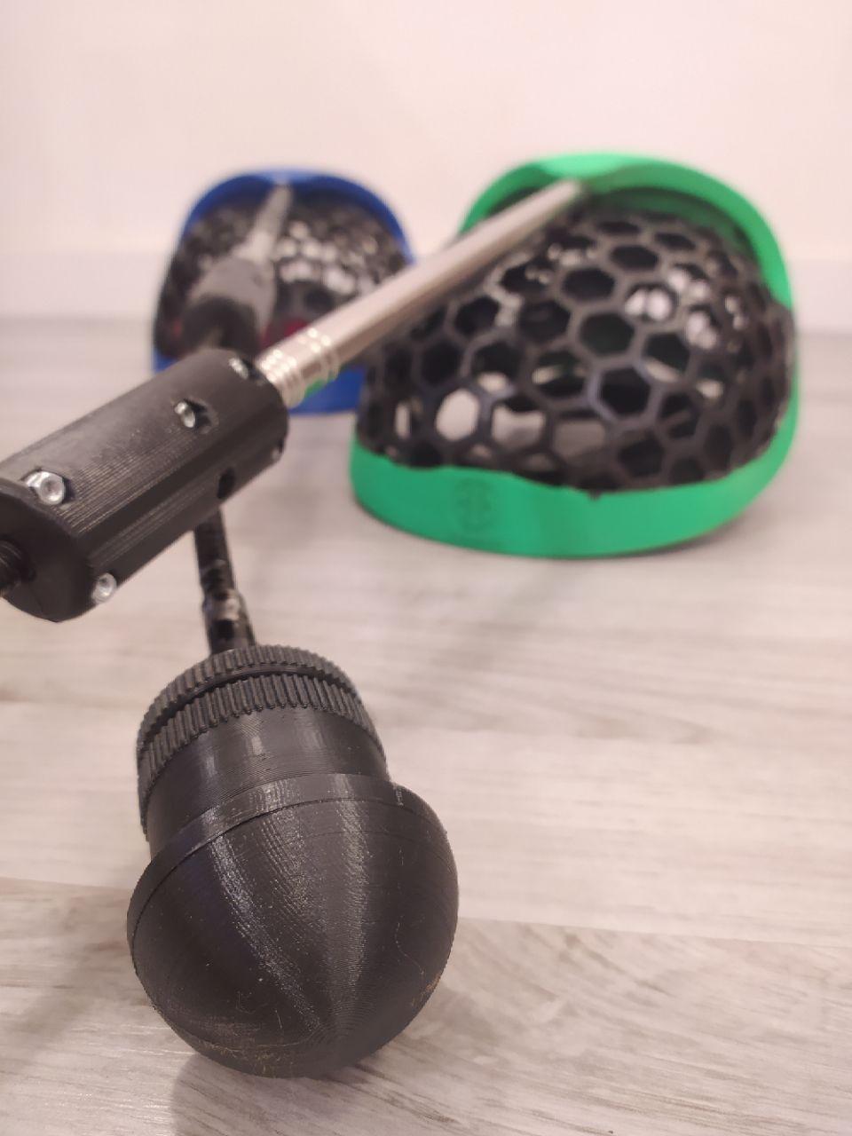 Cocca, il primo caschetto ergonomico e customizzato realizzabile in stampa 3D  per la boccia paraolimpica,