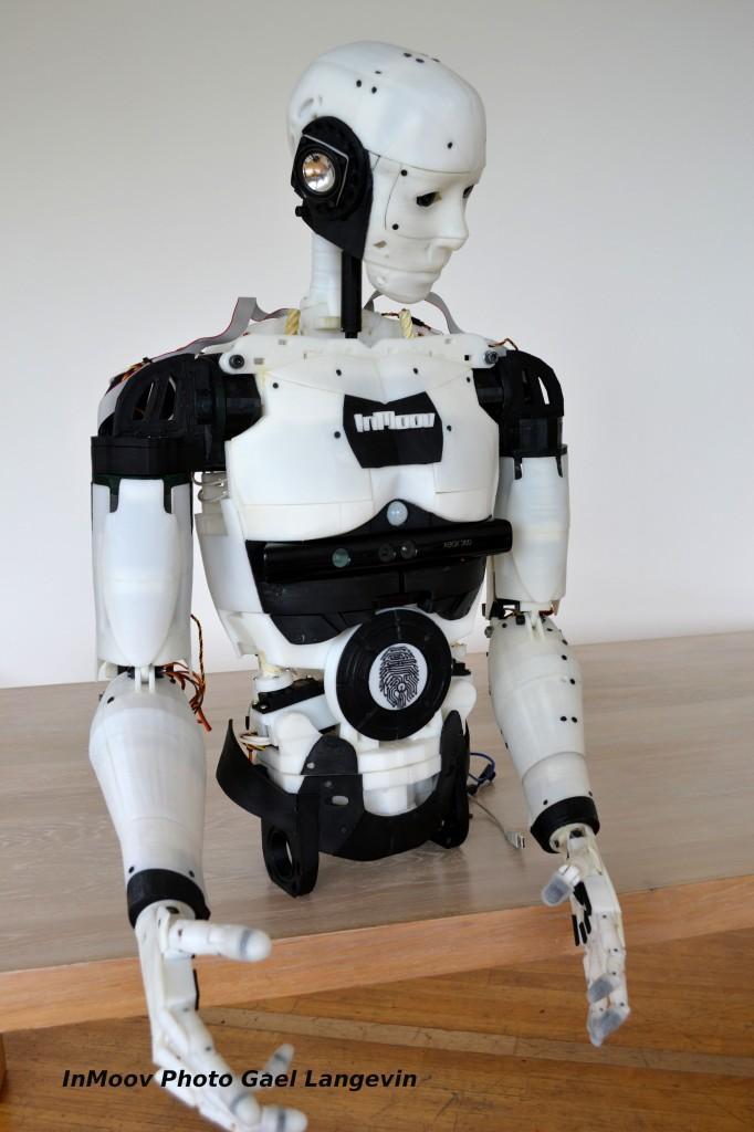 Robot L.I.S. - Riconoscimento real-time del linguaggio dei segni da Robot Umanoide