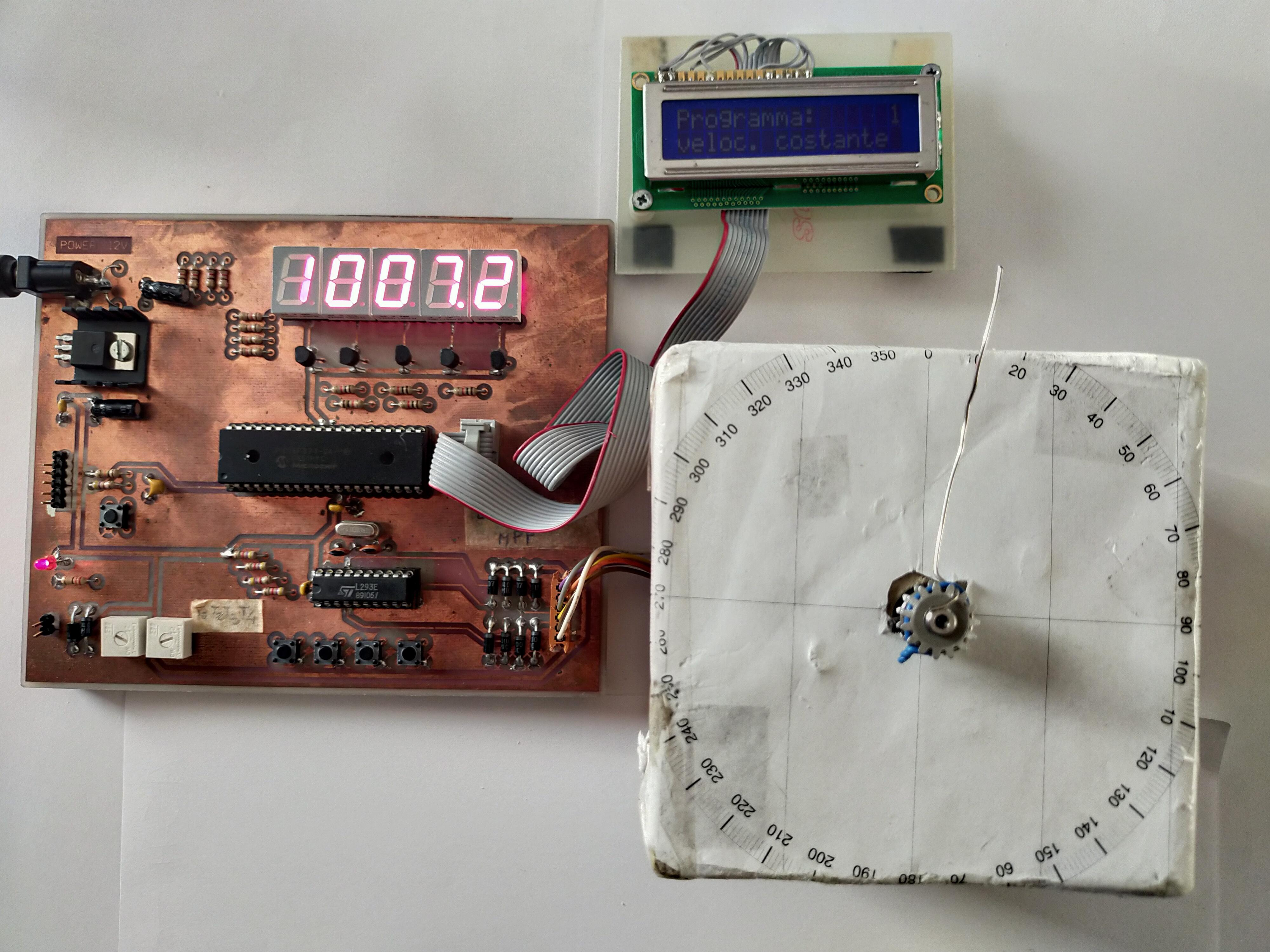 Goniometro elettronico