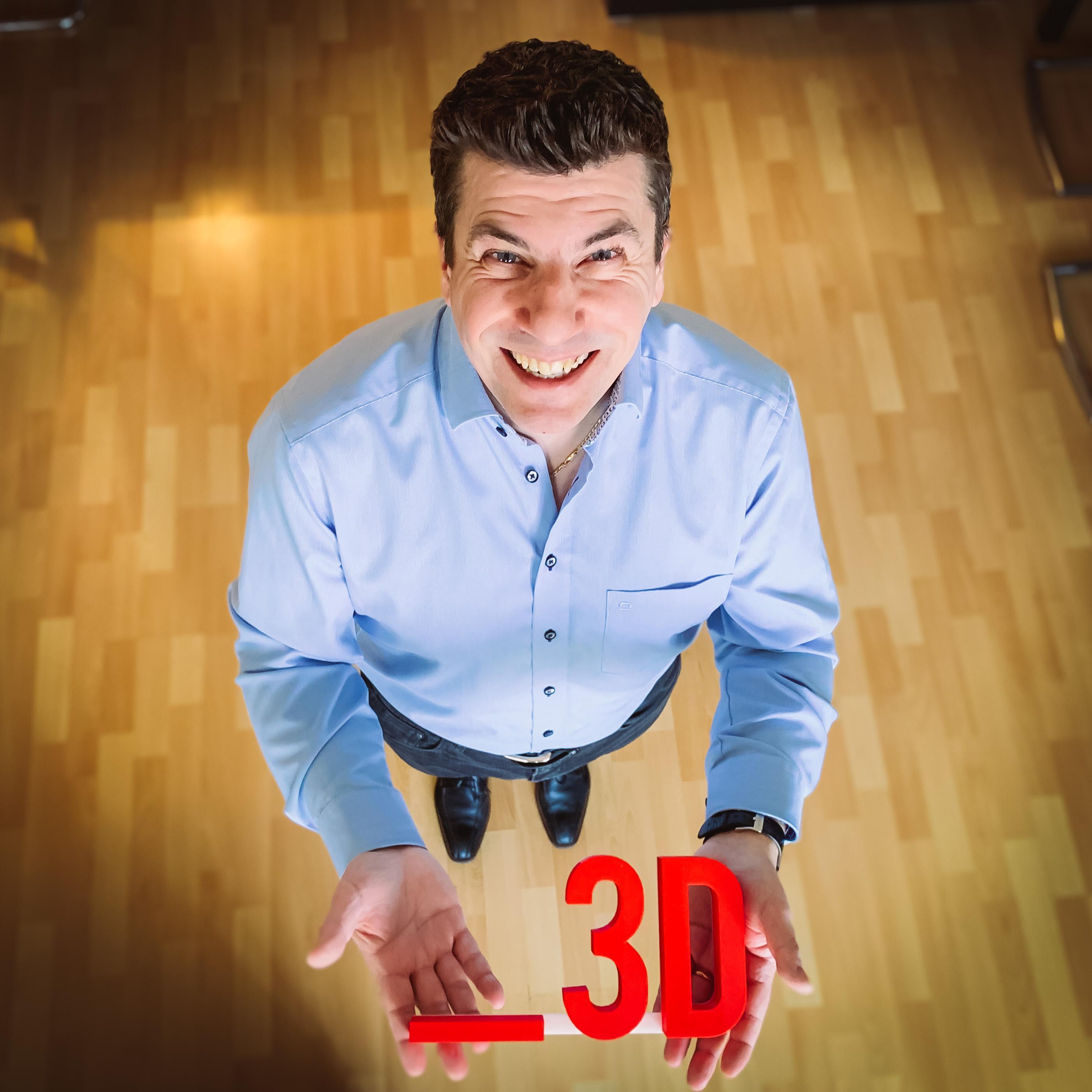 ICE CREAM MACHINE - 3D PRINTED