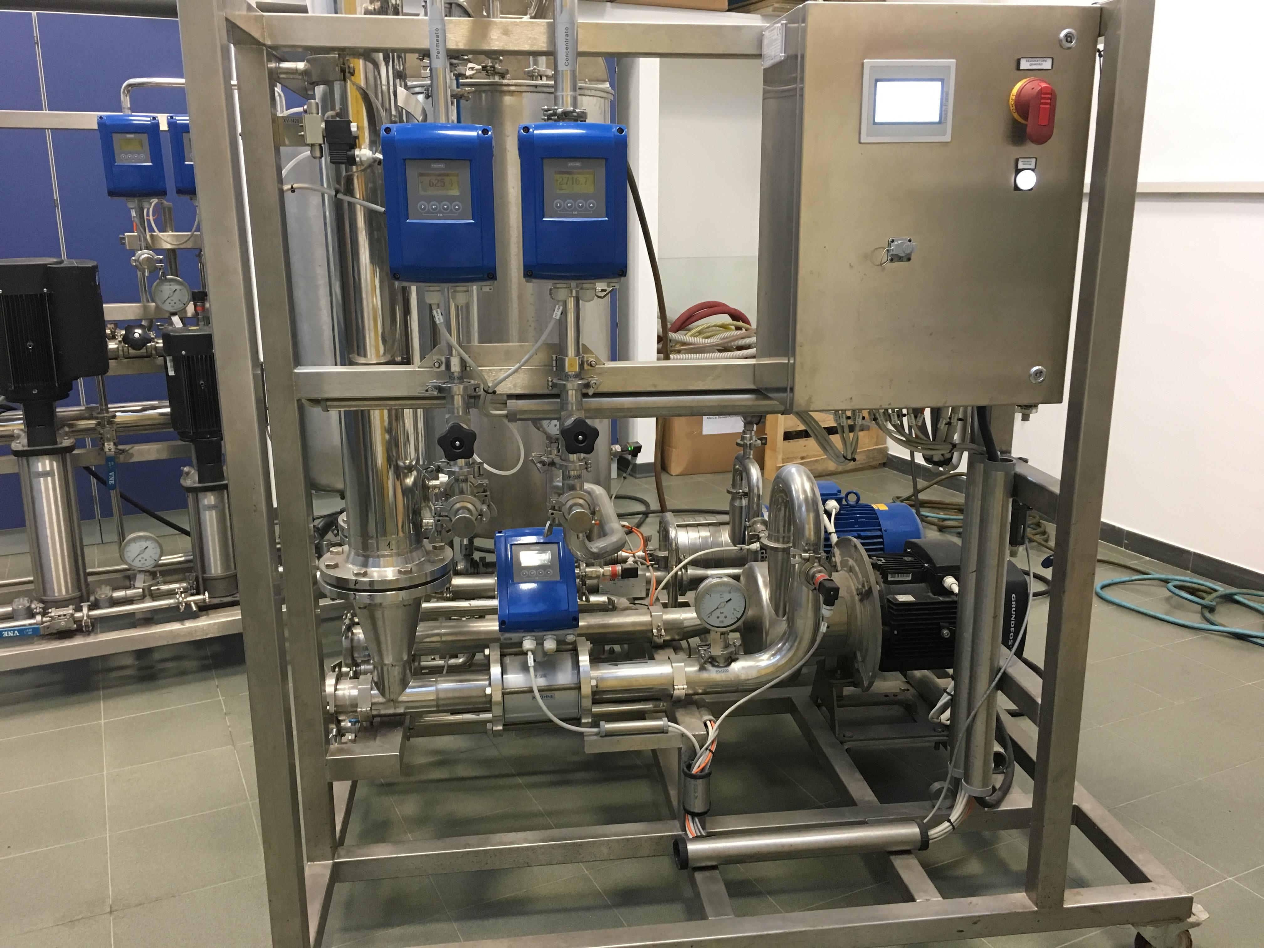 Biocosì - tecnologie e processi innovativi per la produzione di bioplastiche per imballaggi