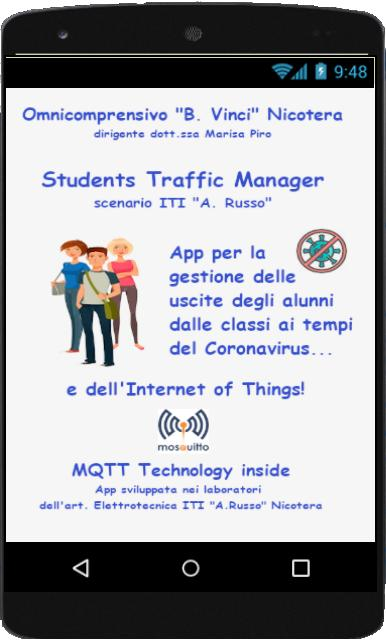 Students Traffic Manager