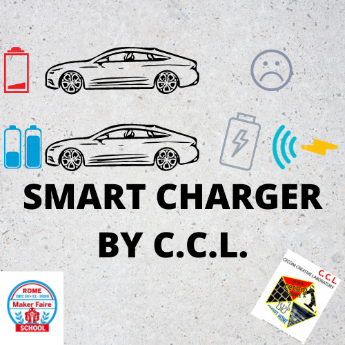 Smart Charger by CCL Ceconi Creative Laboratory